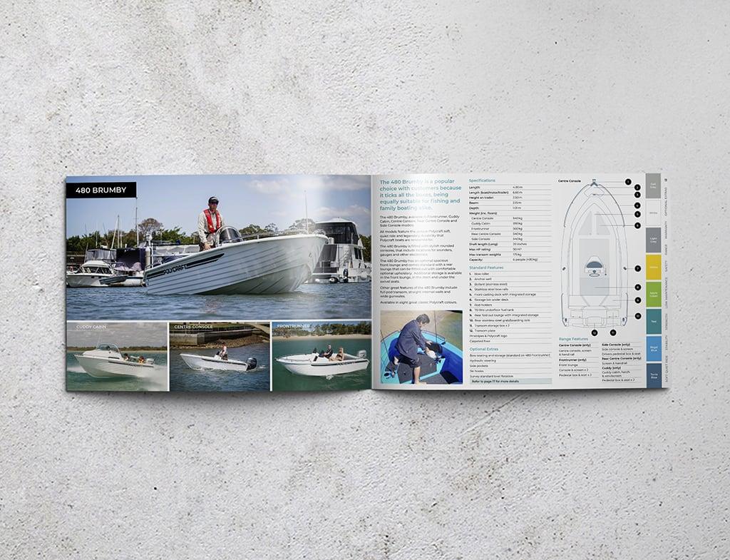 Polycraft Catalogue Page 10 Spread