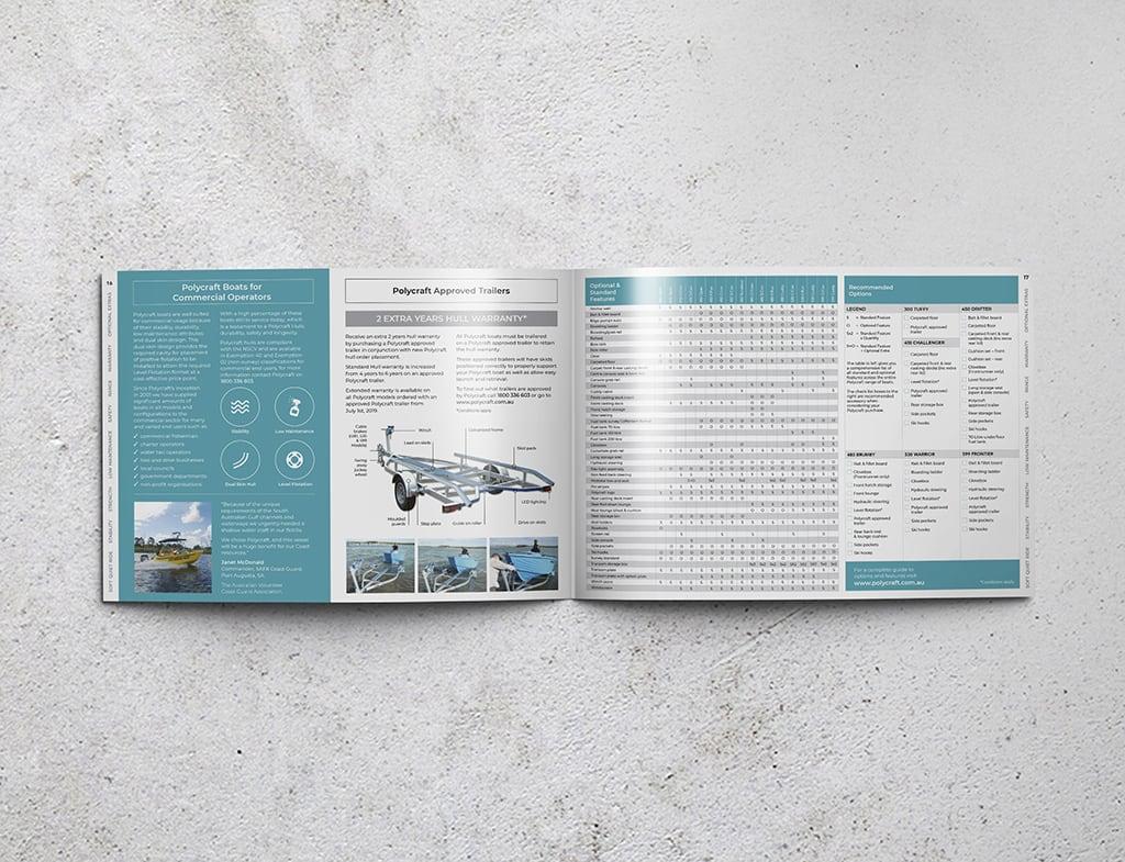 Polycraft Catalogue Page 16 Spread