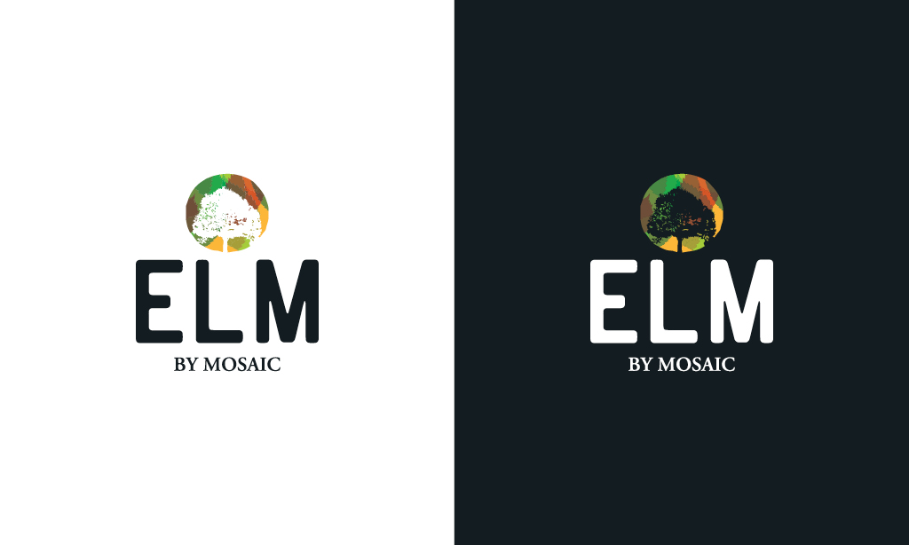 Elm by Mosaic Logo