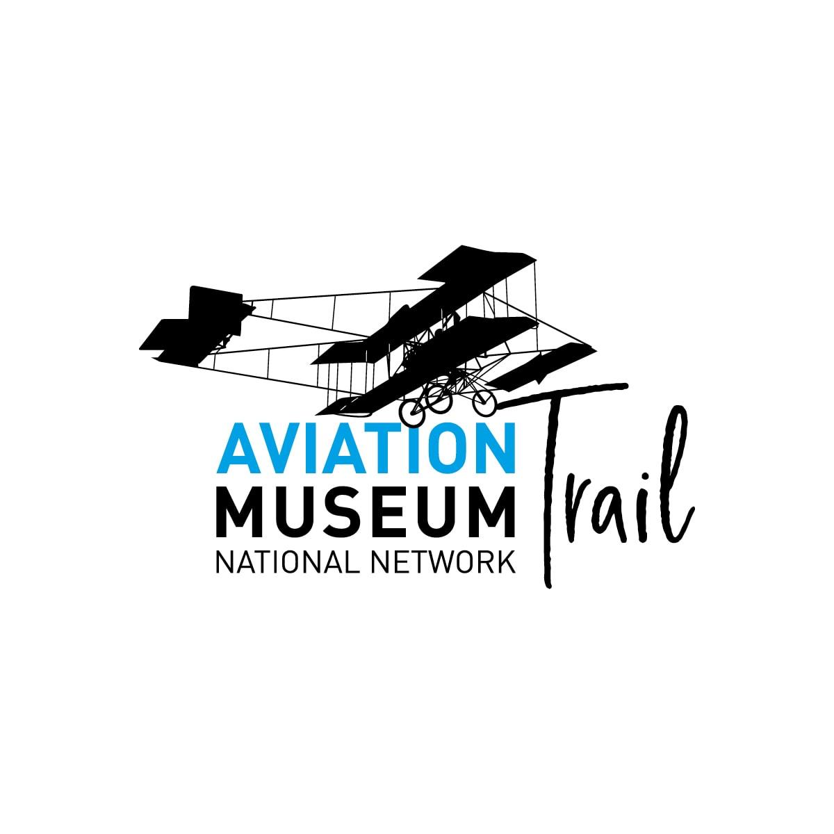 Logo Design Aviation Museum Trail