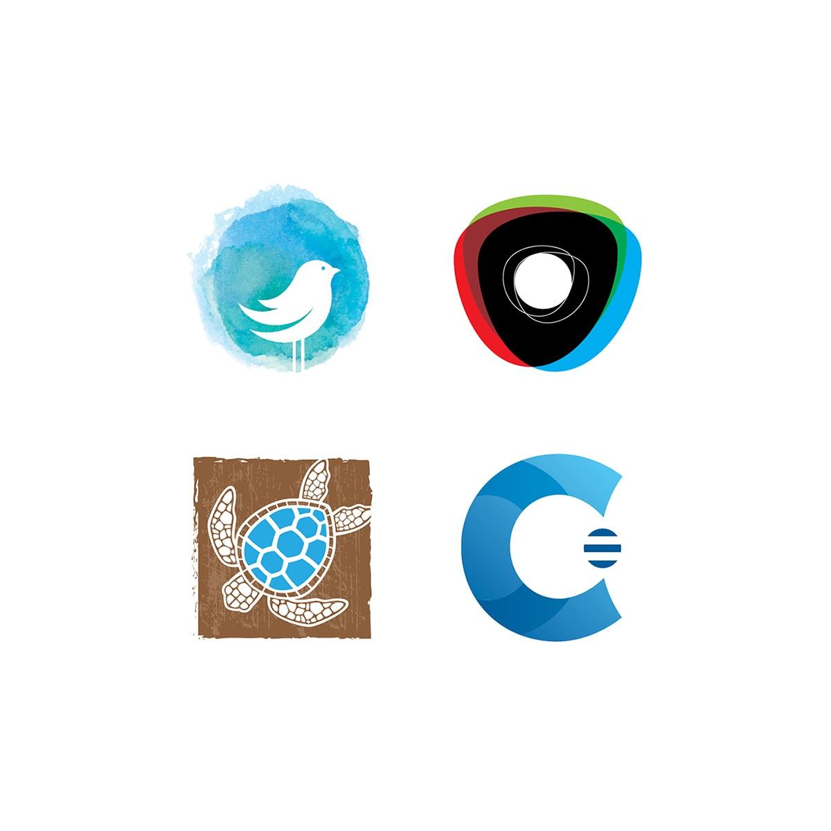 BJN Various Logos
