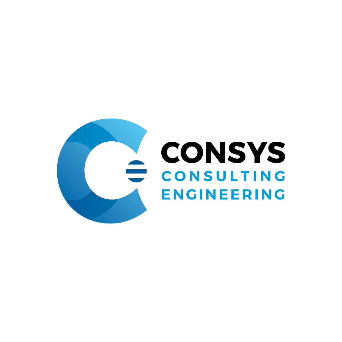 Logo Design Consys Consulting Engineering