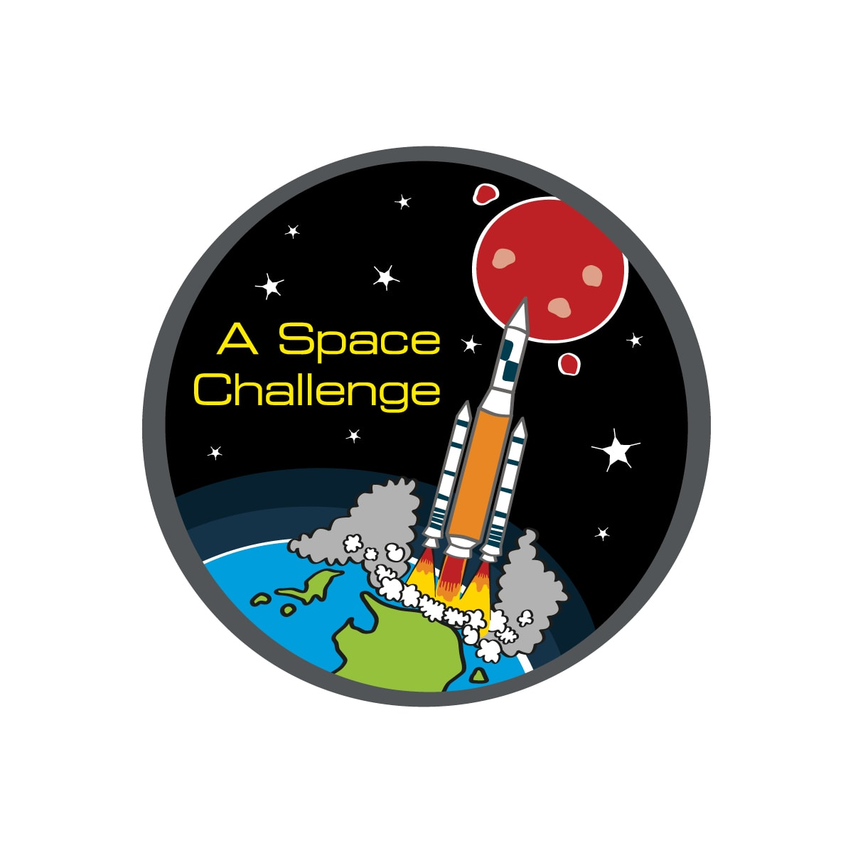 Logo Design Space Challenge