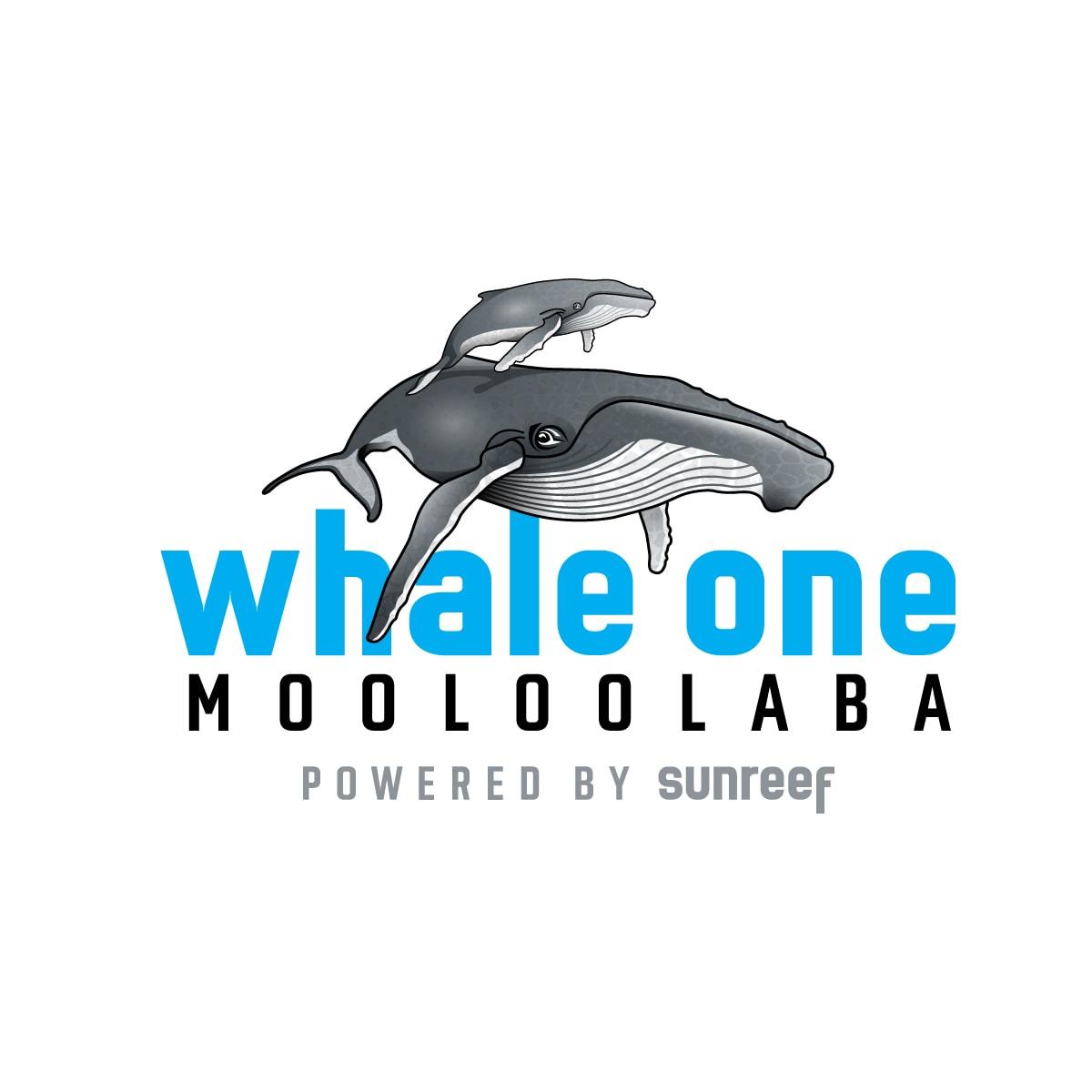 Sun Reef – Whale One Logo